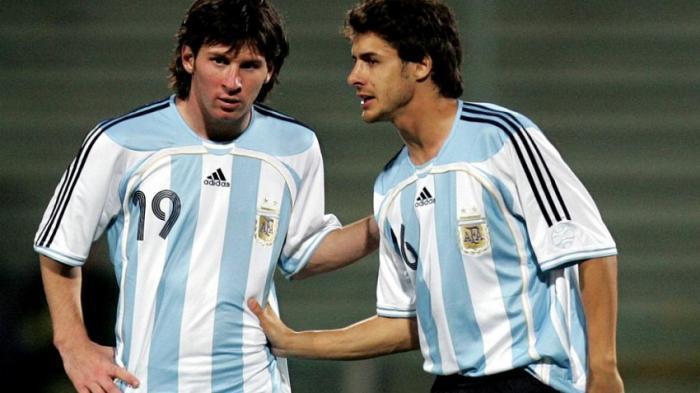 Lionel Messi Kagumi Diego Maradona dan Pablo Aimar - Tribunnews.com Mobile