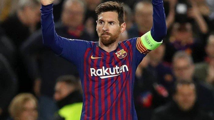Musuh Utama Lionel Messi Musim Ini di Liga Spanyol: Tiang Gawang
