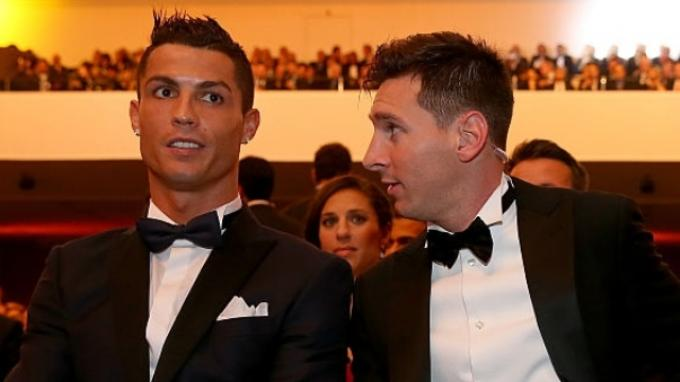 Lionel Messi dan Cristiano Ronaldo Tak Masuk Nominasi Pemain Terbaik UEFA