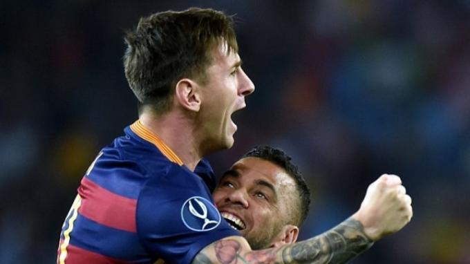 Hattrick Messi Bawa Barcelona Bantai Rayo Vallecano 1-5
