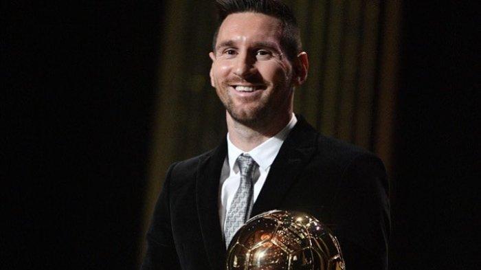 Messi Tak Bakal Menang Ballon d'Or di Asia Tenggara