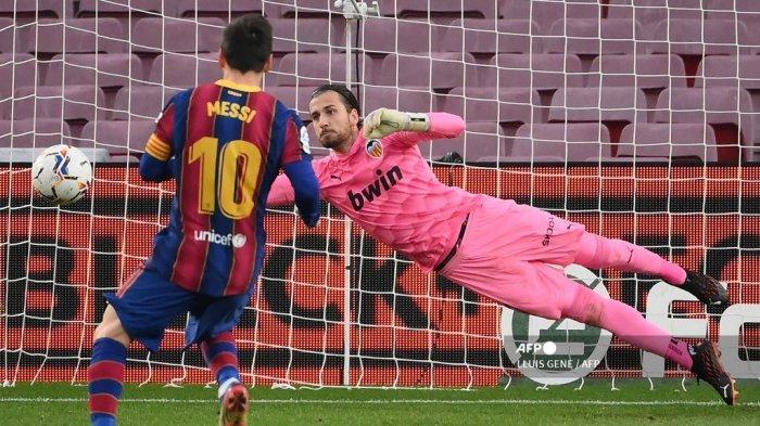 Wasit yang Usir Lionel Messi Dituntut Harus Dihukum