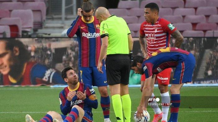 Barcelona vs Atletico Madrid, Liga Spanyol: El Barca Tak Punya Alasan untuk Jemawa di Camp Nou