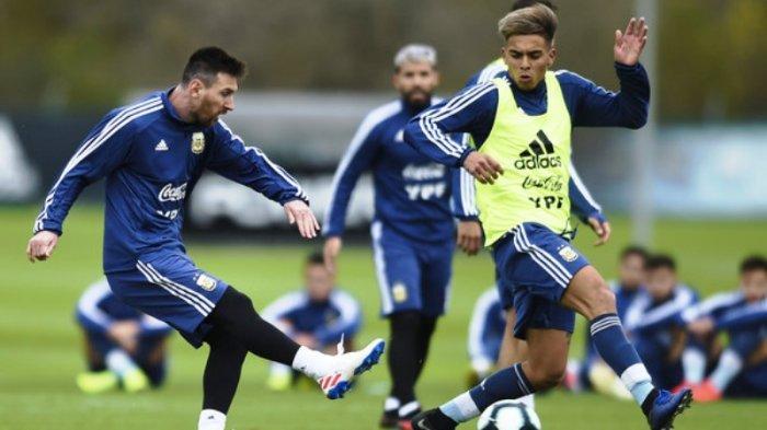 Prediksi Skor Argentina vs Paraguay Copa America 2019, Ajang Pembuktian Lionel Messi