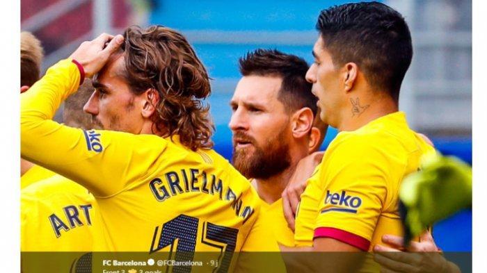 Pelatih Baru Barcelona Pernah Minta Messi Main Sampai 60 Tahun