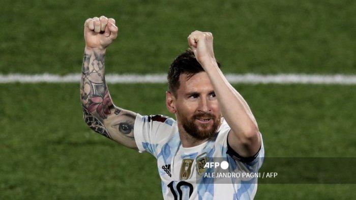 Argentina vs Peru: Emosi Leo Messi, Ini yang Membuat Fan Argentina Jadi Lebih Mencintai Messi