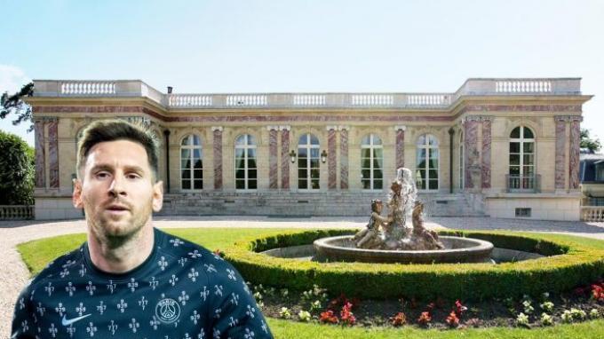 Cerita Lionel Messi Mencari Rumah, Kini Masih Tinggal di Hotel Mewah