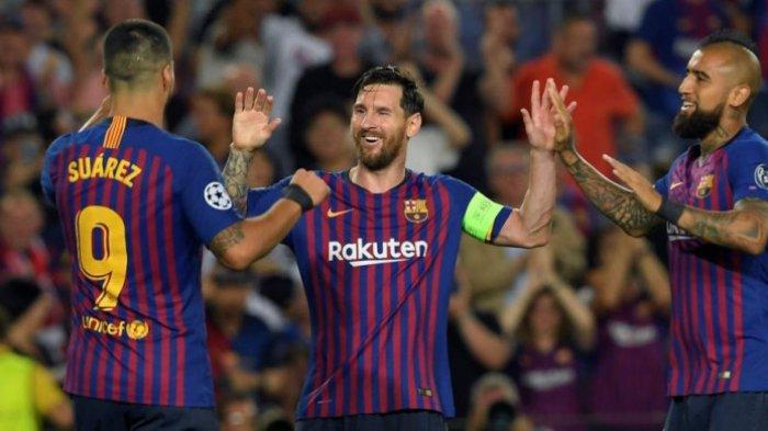 Barcelona vs Osasuna, Tak Hanya Messi, Suarez Juga Usung Misi Khusus