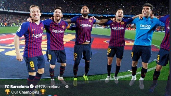 5 Pemain Jadi Korban Dominasi Messi di Liga Spanyol