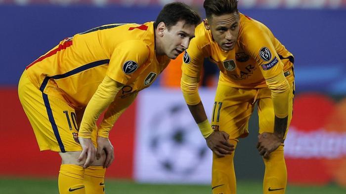 Skenario Pertarungan Lionel Messi Vs Neymar dalam Babak Delapan Besar Copa America 2021