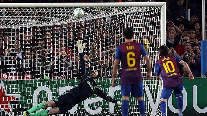 Barcelona Kokoh di Puncak Klasemen Usai Menang 4-0 Atas Eibar