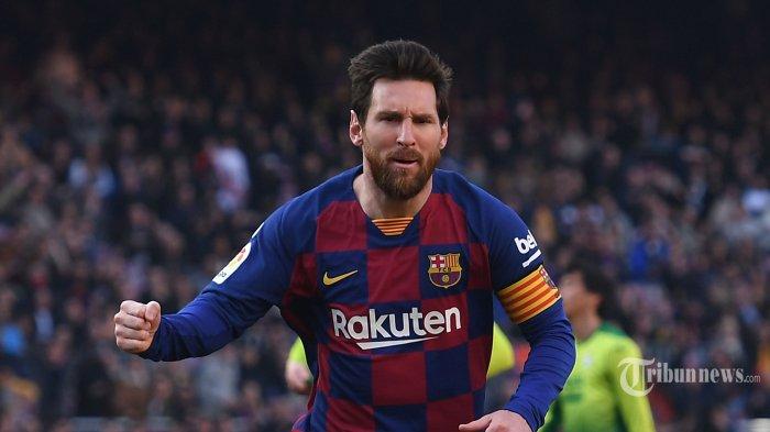 Komentar Cesc Fabregas Soal Masa Depan Lionel Messi dan Calon Penerus La Pulga