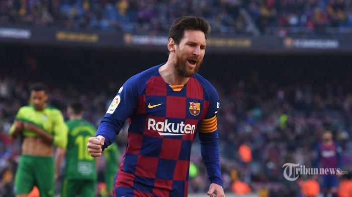 Inilah yang Dikatakan Lionel Messi Ketika Ditaksir Manchester United Pada Usia 20 Tahun