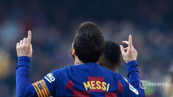 Sejarah Hari Ini - Messi Dibikin Menderita oleh Bocah 19 Tahun