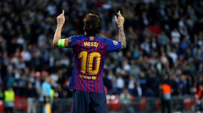 5 Hal Menarik Soal Lionel Messi yang Mungkin Anda Belum Tahu: Gestur Usai Bikin Gol Buat Siapa?