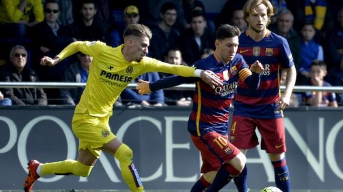 Ditahan Imbang Villarreal, Barcelona Gagal Petik Poin Penuh