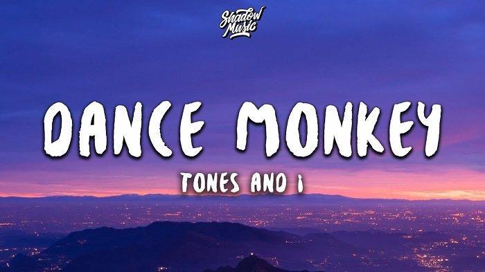 Download Lagu MP3 Dance Monkey - Tones And I, Lengkap dengan Chord Gitar dan Lirik