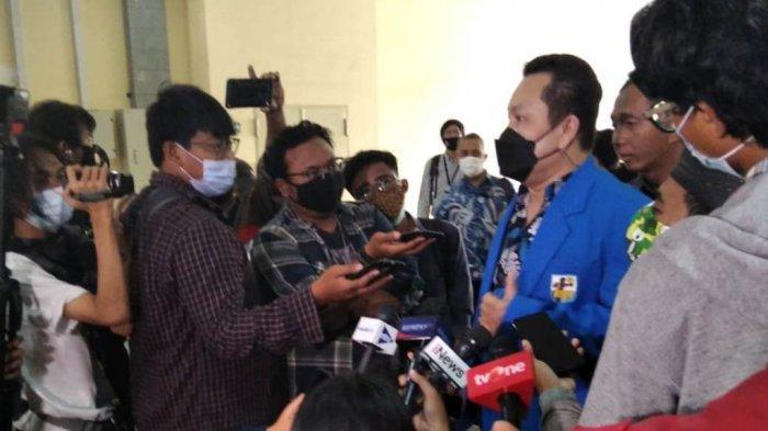 Waketum DPP KNPI, Lisman Hasibuan