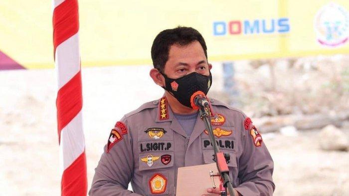 Kapolri Minta 2 Personel Polri yang Diduga Terlibat Jual Beli Senjata Api Dengan KKB Ditindak Tegas