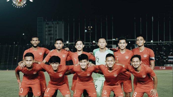 Live Streaming RCTI Timnas U-23 Indonesia vs Thailand Kualifikasi Piala Asia Pukul 17.00 WIB