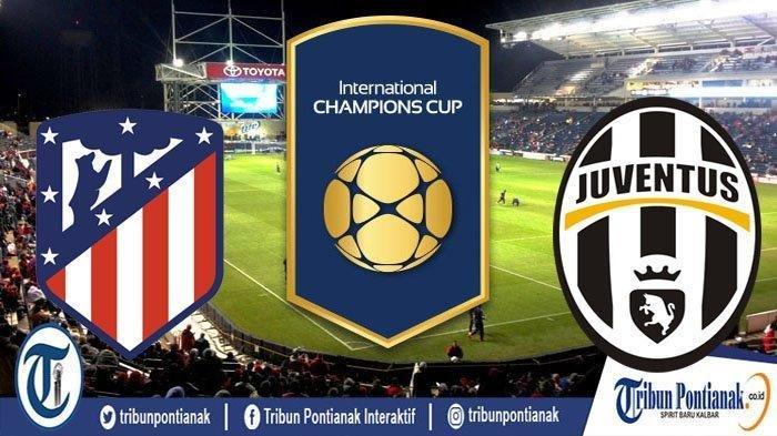Sedang Berlangsung Link Live Streaming Juventus vs Atletico Madrid: Live TVRI