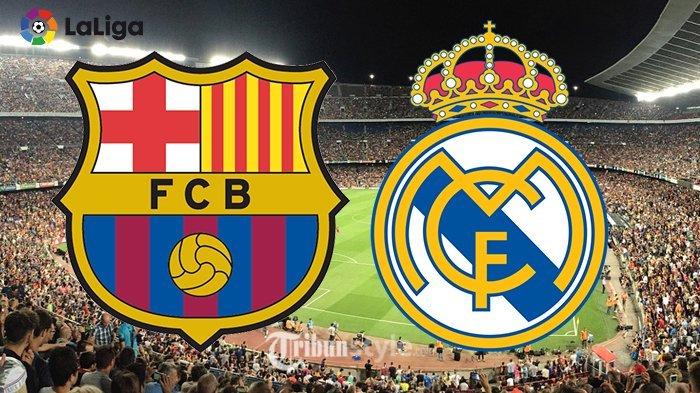Live Streaming Barcelona Vs Real Madrid
