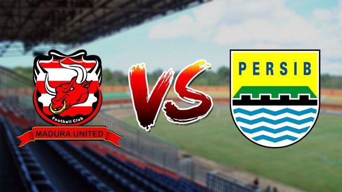 Link Live Streaming Madura United Vs Persib Bandung Petang Ini: Live Indosiar, Kick-off 18.30 WIB