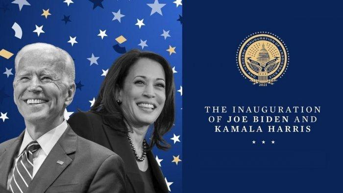 Harus Tahu Live Streaming Pelantikan PresidenWakil Presiden AS Joe BidenKamala Harris, Mulai Jam 22.00 WIB