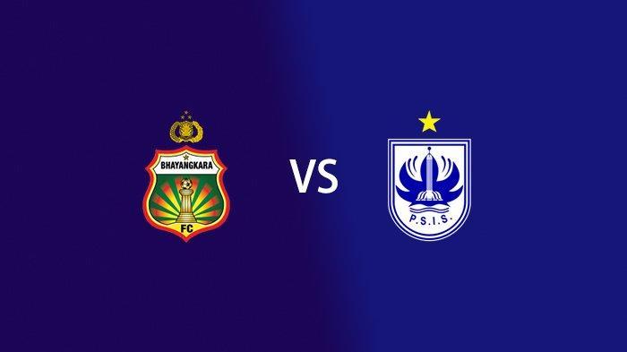 Link Live Streaming di PSSI TV, Bhayangkara FC vs PSIS Semarang, Kick Off Pukul 19.00 WIB