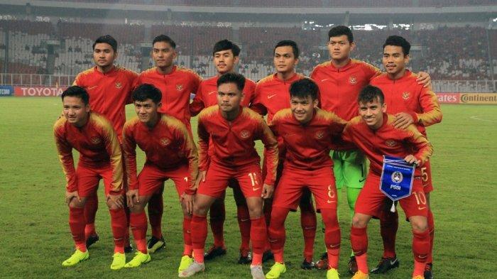 Live streaming Timnas U-19 Indonesia vs Jepang di RCTI dalam perempat final Piala AFC U-19 2018