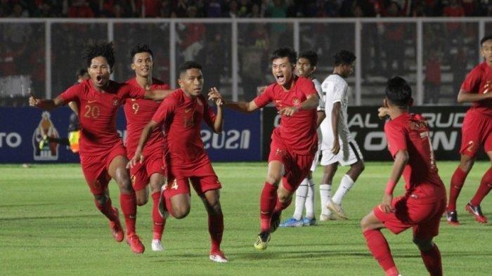SEDANG BERLANGSUNG Live Streaming Timnas Indonesia U-19 vs Korea Utara Kualifikasi Piala Asia 2020