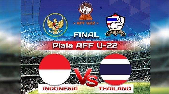 Link Live Streaming Timnas U-22 Indonesia vs Thailand 17.00 WIB - Streaming Piala AFF 2019 di RCTI