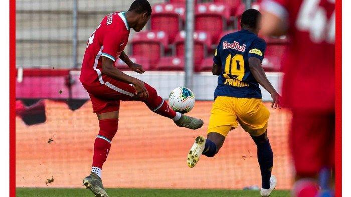 Liverpool Selamat dari Kekalahan dari Salzburg Berkat Dua Gol Rhian Brewster