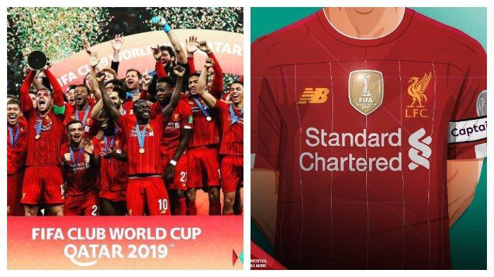 Juarai Piala Dunia Antarklub, Liverpool Berhak Mengenakan Logo FIFA World Champions 2019