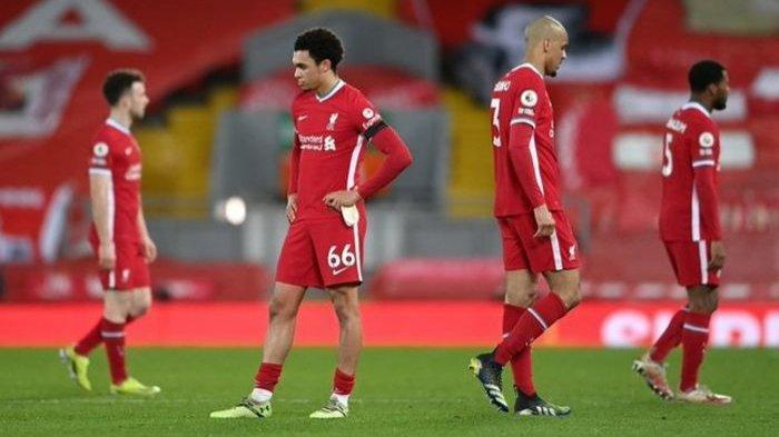 Liverpool Jadi Juara Liga Inggris Terburuk Sepanjang Sejarah Seusai Takluk dari Chelsea