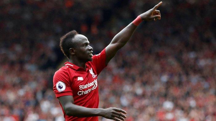 Tanpa Penalti, Sadio Mane adalah yang Paling Berbahaya di Liga Inggris