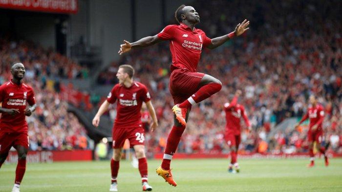Liverpool vs Crystal Palace : Sadio Mane Bakal Cetak Rekor Jika Bikin Gol, Mo Salah On Fire