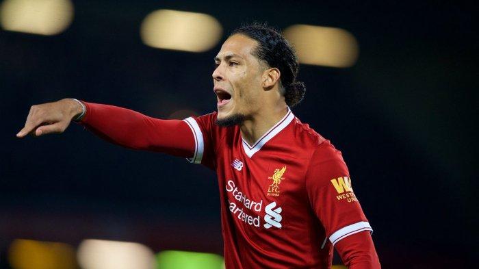 Juergen Klopp Ingin Liverpool Juara Liga Inggris Virgil van Dijk Semangati Rekan-rekan