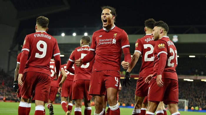Bursa Transfer Liverpool, Virgil van Dijk Sepakat Kontrak Panjang, Tak Colek Florian Neuhaus