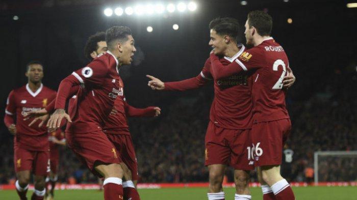 Sempurna Liverpool Lakoni Boxing Day: Menang Telak 5-0