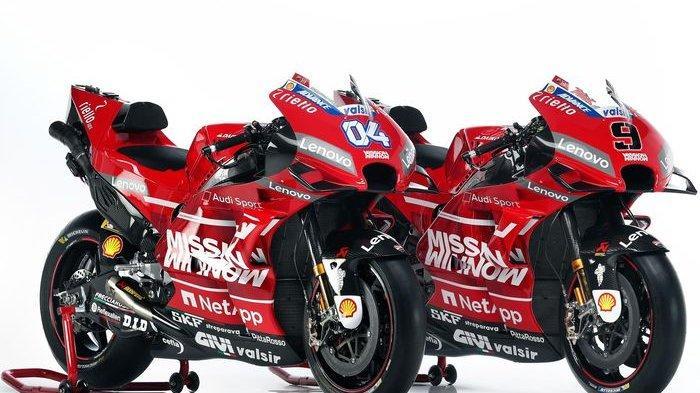 MotoGP 2019 - Inilah Special Livery MotoGP dari Tahun 2003 hingga 2018