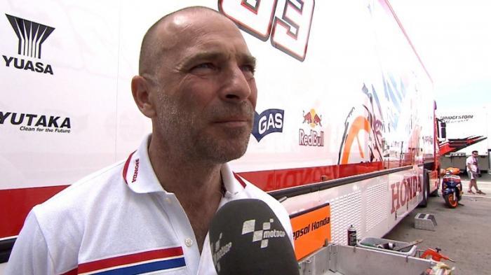 Direktur Balap Honda Racing Corporation (HRC), Livio Suppo