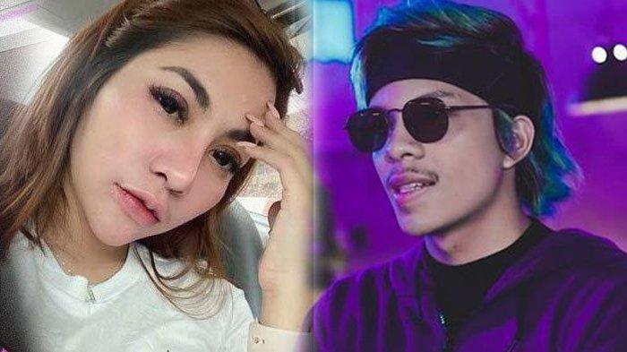 Liza Aditya dan Atta Halilintar.