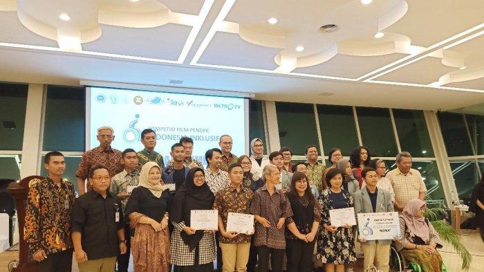 Kemlu dan PPDI Gelar Penganugerahan Film Pendek 'Indonesia Inklusif'