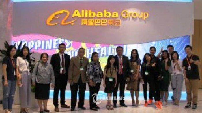 LMK KCI Gandeng Alibaba Group, Berinovasi Menciptakan Berbagai Terobosan Baru.