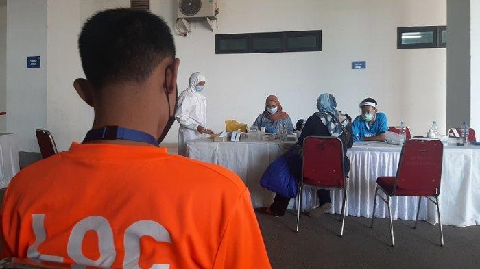 Terapkan Prokes Ketat, Panpel Wajib Swab Tes Jelang Laga Persela Lamongan Vs Persita Tangerang