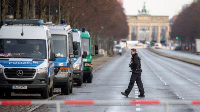 Jerman Siap Perpanjang Lockdown, Gelombang Kebangkrutan dan Pengangguran di Depan Mata