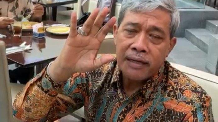 Loekman Djoyosoemarto mengklarifikasi atas kabar tertangkapnya ia melalui OTT KPK