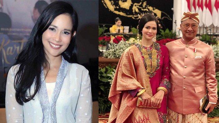 Profil Istri Agus Gumiwang, Menteri Perindustrian Kabinet Jokowi, Model Cantik dan Mantan Presenter