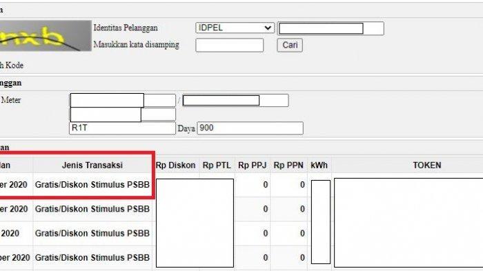 Segera login stimulus.pln.co.id atau WA 08122123123, cara klaim token listrik gratis dari PLN bulan Desember 2020. Kesempatan terakhir di tahun ini.